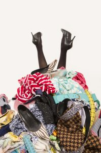 Getting your wardrobe decluttering and organised